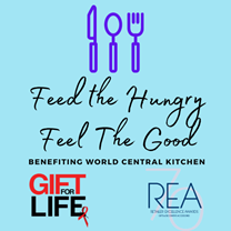 Feed the Hungry. Feel the Good.